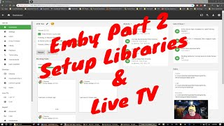 Amazon Fire TV with EMBY Media Server Setup | Music Jinni