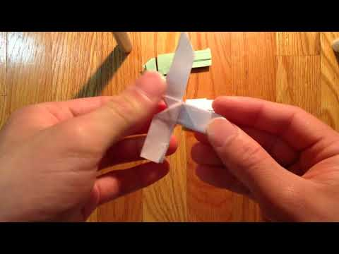 Origami good samaritan part 2 of 2