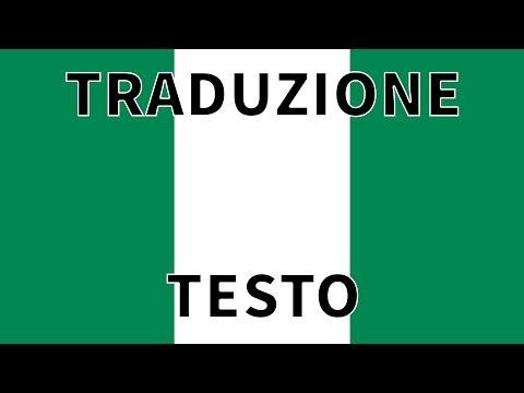 Inno NIGERIA TRADUZIONE + TESTO Italiano   Arise O Compatriots, Nigeria's Call O