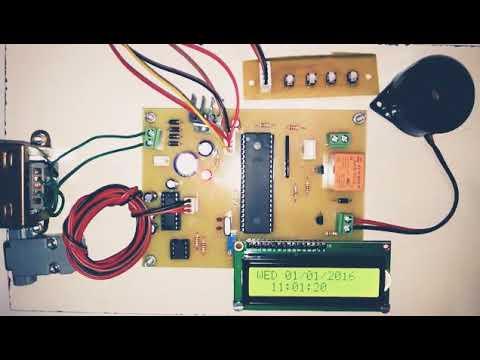 Speed control of dc motor using thyristar