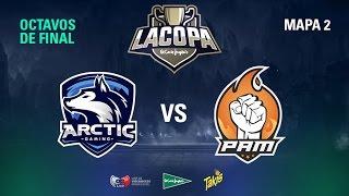 Artic Gaming VS PAM e-Sports - #OctavosCopaECI3 - Copa El Corte Inglés - Mapa 2