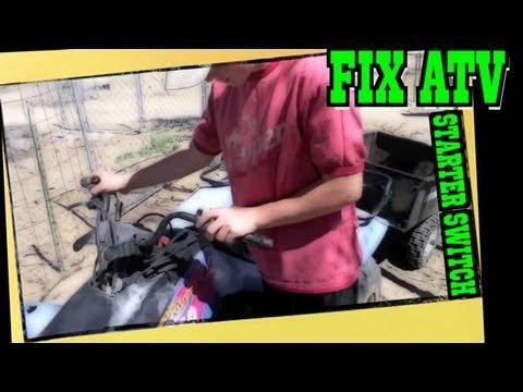 Fix ATV Starter Switch