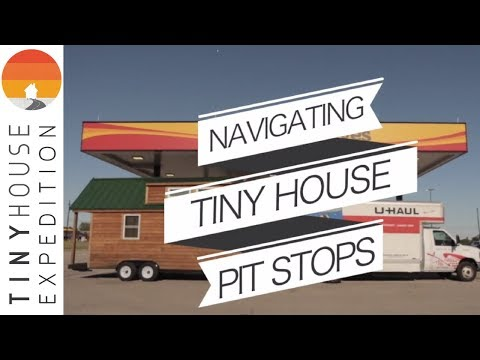 Tiny House Travel: Navigating Gas Stations