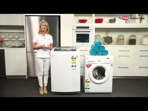 Which washing machine is right for me  Difference between top and front loaders?