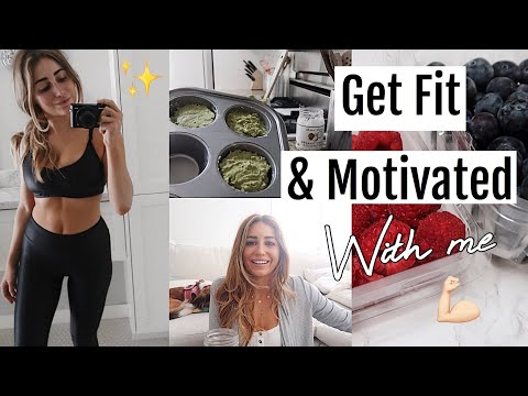 GET FIT WITH ME/ Motivation for summer// END CRAVINGS