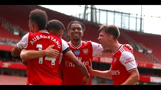 Arsenal 4-0 Norwich: Aubameyang found his shooting boots again ! | We started fast & made them pay!