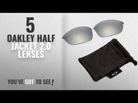 Top 10 Oakley Half Jacket 2.0 Lenses [ Winter 2018 ]: Oakley Half Jacket 2.0 Adult Replacement Lens