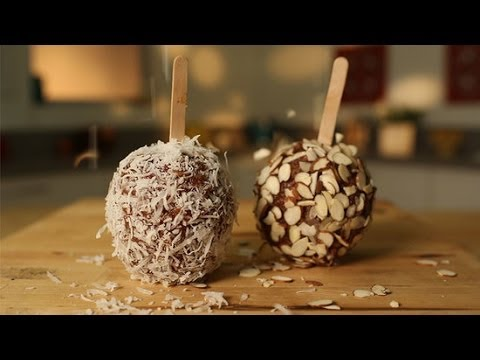 Vegan Caramel Apple Recipe | Healthy Desserts | Recipe Remix