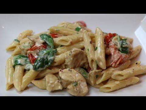 Chicken Florentine Recipe - How to Make Chicken Florentine