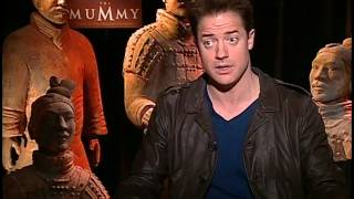 Download Brendan Fraser coked out in interview? Video