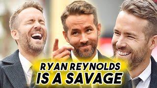 Ryan Reynolds Hates Himself | Total Savage Funny Moments