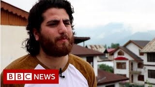 Kashmir dispute: 'We've been pushed back into medieval times' - BBC News