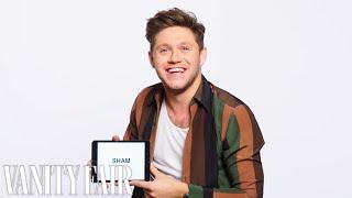 Niall Horan Teaches You Irish Slang   Vanity Fair