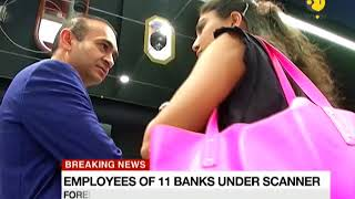 Breaking News: Ex-PNB director to be questioned; employees of 11 banks under scanner