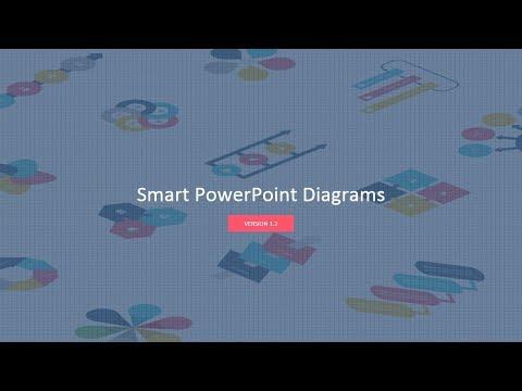 PowerPoint Diagram Templates - Get SmartArt PowerPoint Graphics & Process Flow Chart ppt Templates