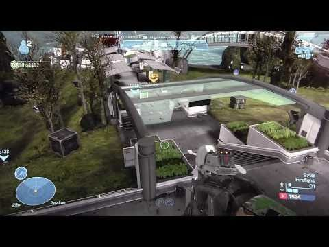 Halo Reach: Multiplayer Firefight On Beachhead FULL HD!  EPIC GAME FOOTAGE!