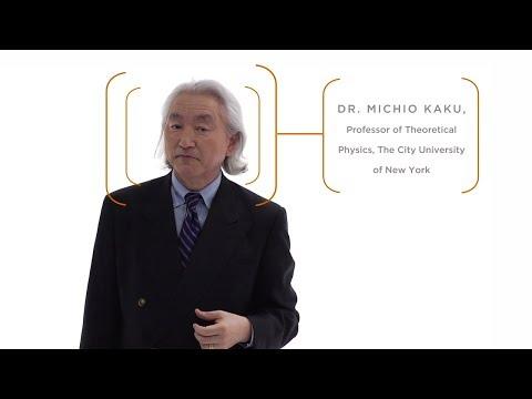 Michio Kaku: The Universe in a Nutshell (Full Presentation)