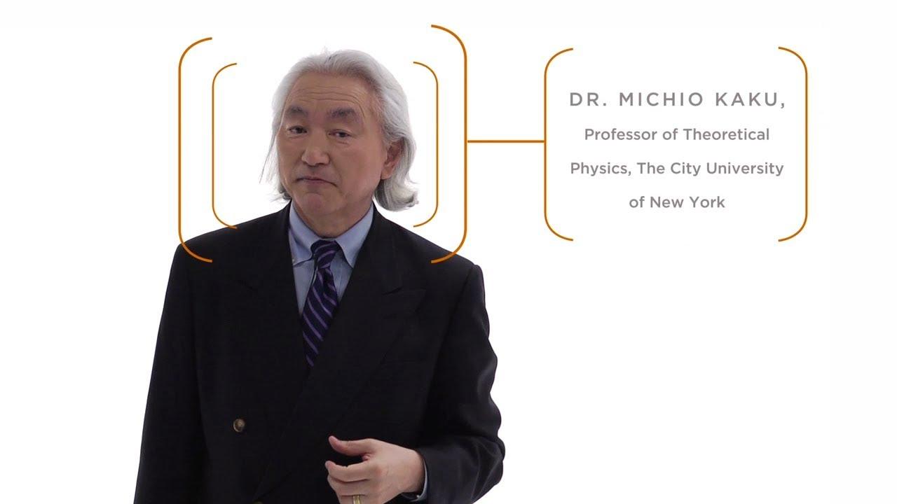 Michio Kaku: The Universe in a Nutshell (Full Presentation) | Big Think
