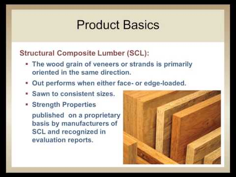 • Engineered Wood Beams: What the Structural Engineer Needs to Know