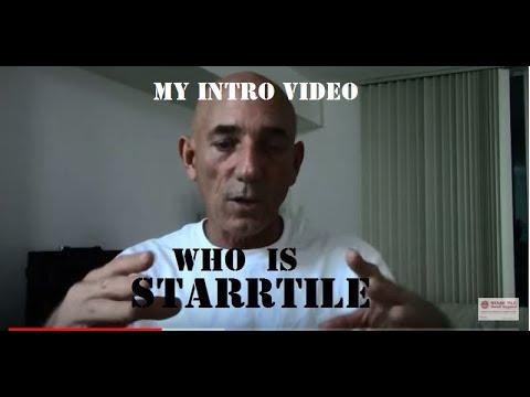 My Intro Video...FINALLY !