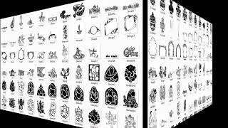 Learn CorelDRAW in hindi- Wedding Card Symbols with Bill