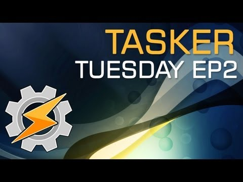 Android Tasker | Voice Control & Shell Scripts