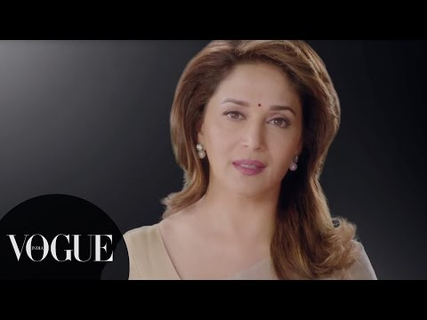 #StartWithTheBoys ​| Film by Vinil Mathew starring Madhuri Dixit for #VogueEmpower | VOGUE India