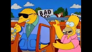 """Admirable Animation #59 - """"Stark Raving Dad"""" [The Simpsons]"""