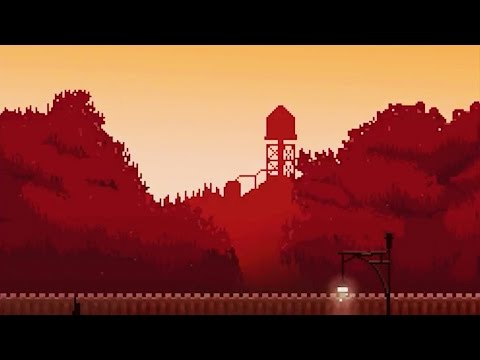 Waiting | Pixel Art Animation in Photoshop & Hexels by Kenze Wee (Featured Artist)