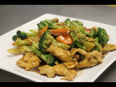 How to Make Chicken with Broccoli