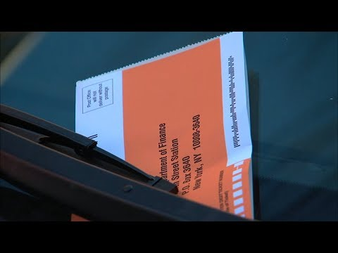 500K NYC parking tickets refunded or dismissed