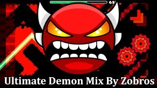 Visatura Hard Demon By Ii Flow Ii Geometry Dash Tube10xnet