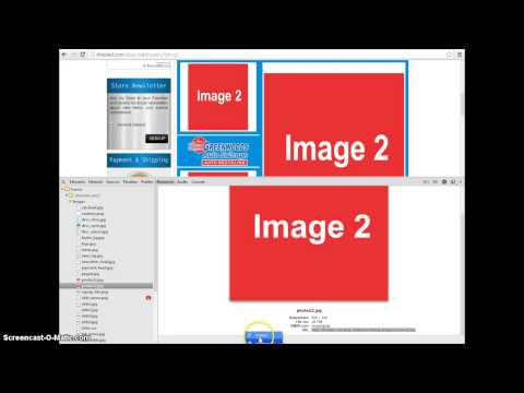 how to change images in ebay listing template