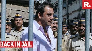 Government Ready To Send Sanjay Dutt Back To Jail