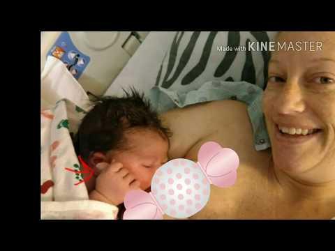 BIRTH Vlog/baby Nora!