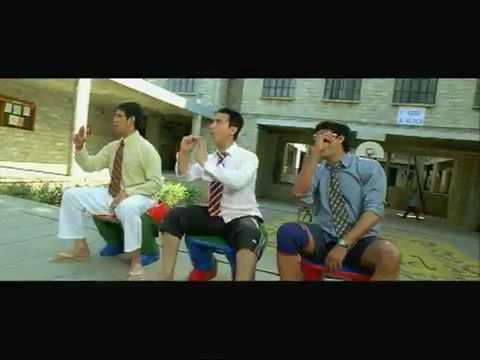 Hindi Songs   3 Idiots   Aal Izz Well   Official Trailer   Hindi Movie and Free Download Hindi Song, Hindi Video Song, Hindi mp3 Song Download