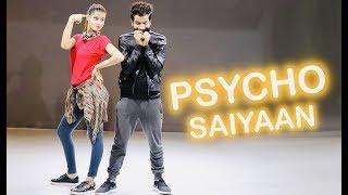 Psycho Saiyaan | Saaho | Dance Video by Kanishka Talent Hub ft. Deepak Tulsyan