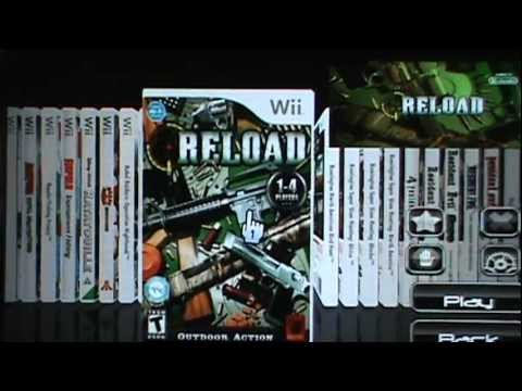 WiiU vWii Running Wii backups