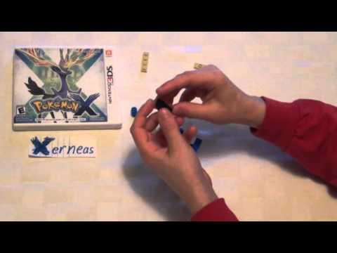 How to make a Lego Pokemon Xerneas