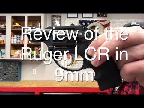 Ruger LCR in 9mm Review and Thoughts