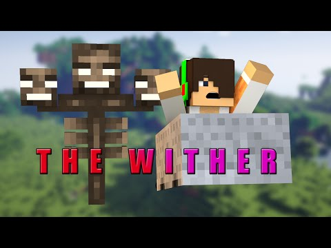 Killing the Wither - Minecraft Machinima [Most Epic Minecart Chase Ever]