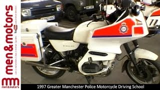 1997 Greater Manchester Police Motorcycle Driving School