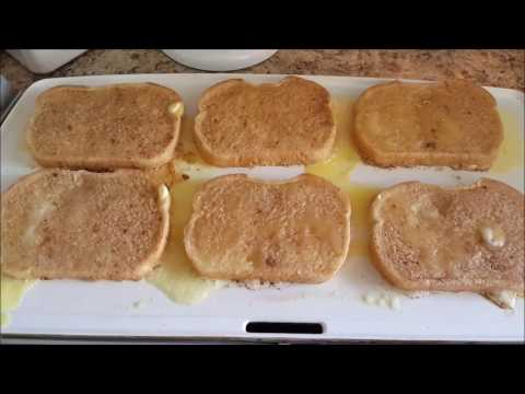 Buttermilk French Toast YouTube Video