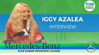 Iggy Azalea on New Album