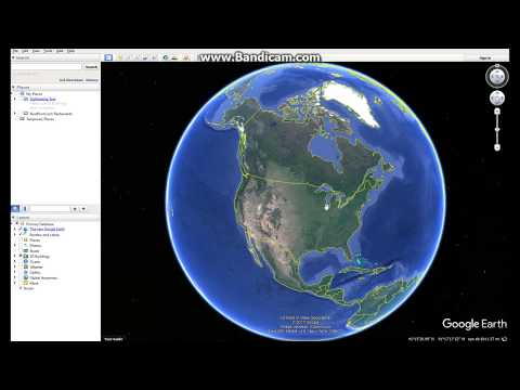 How to create waypoints with Google Earth! Fishing