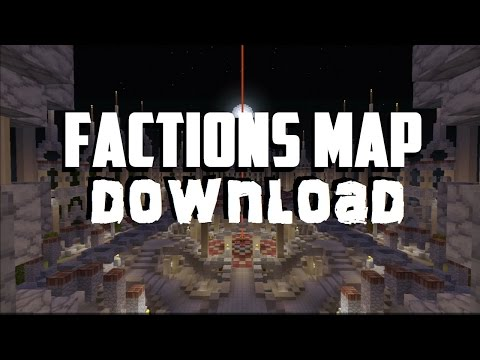 Minecraft PS4 PS3 Factions Server Download