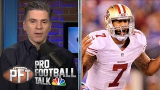 Chris Simms convinced Colin Kaepernick won