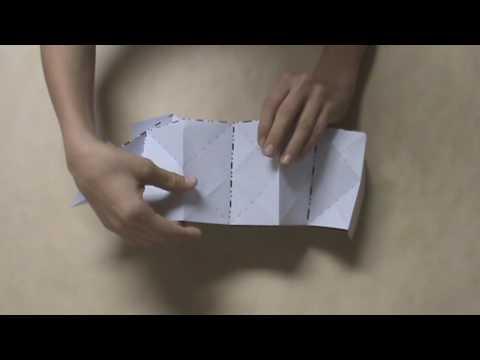 Origami Magic Ball (Kade Chan) - Part 3