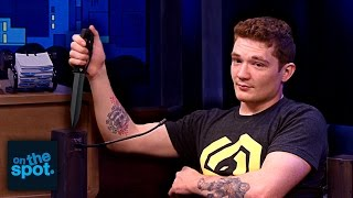KNIVES AND SWORDS - On The Spot #98