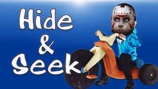 Gmod Ep. 35 Hide & Seek - The Little People! (Garry